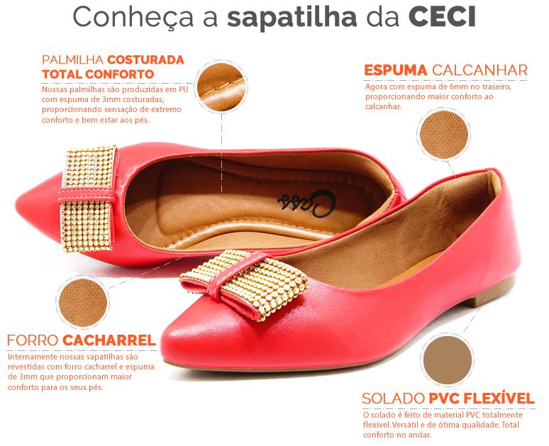 364785160a Conheça nossa sapatilha   CECI Calçados - Conforto e qualidade nunca ...